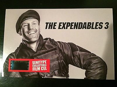The Expendables 3 Collectible Senitype Fim Cell