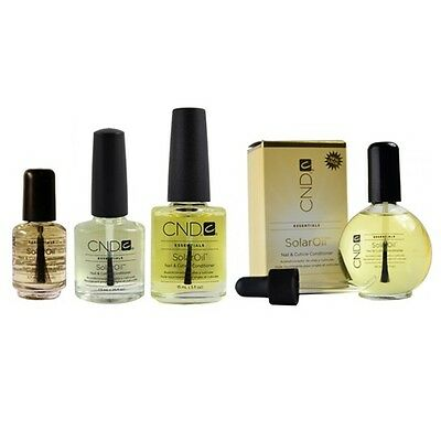CND Cuticle Care - Solar Oil - All Sizes Available