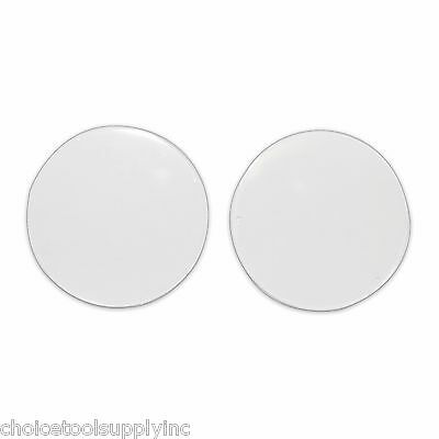 Clear 50mm Replacement Lens for Welding Cup Goggles (1 Pair)