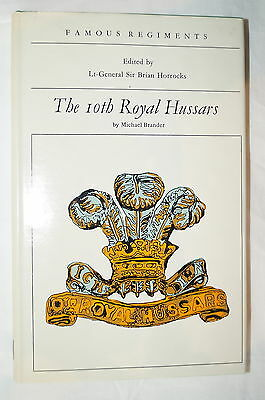 British The 10th Royal Hussars Famous Regiments Reference Book