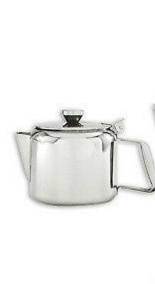 Stainless Steel 600ml Teapot Tea Pot