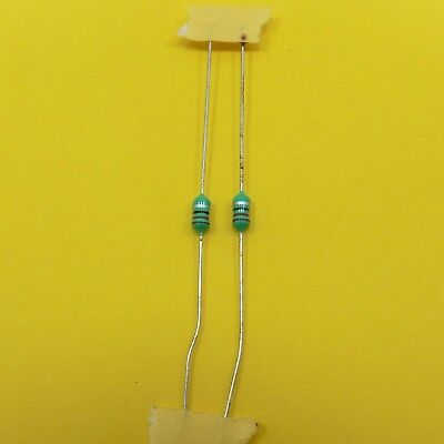 1/4W Color Ring / Code  Inductance 12 Types 0.25W Axial Lead