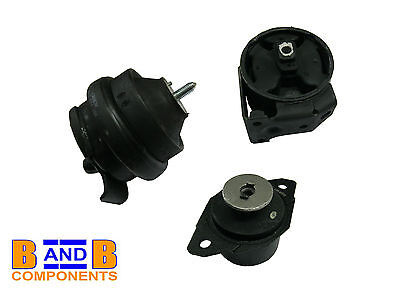 Vw Golf Jetta Mk2 Engine & Gearbox Mount Set 357199279B C423