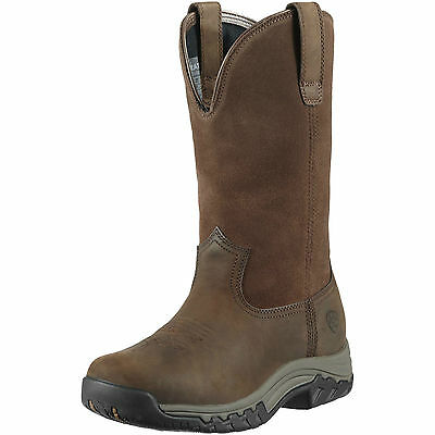 ARIAT - Women's Terrain Pull-on H2O - Distressed Brown - ( 10011845 ) -  New