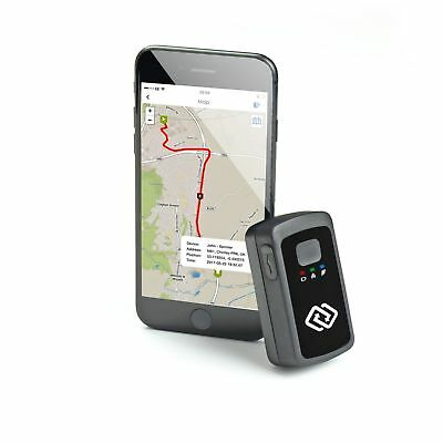 SpyTrack Nano Portable GPS Tracker Spy Vehicle Magnetic Car Tracking Device