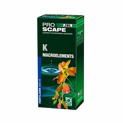 JBL ProScape K Macroelements Pure potassium fertiliser for aquatic plants