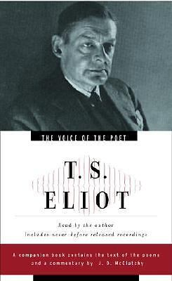 Voice of the Poet by T. S. Eliot (2005, CD, Unabridged)