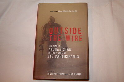 Canadian Afghanistan Outside the Wire Words of Participants Reference Book
