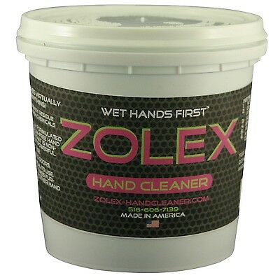 Zolex Hand Cleaner - Workman-sized 1.5 lb Tub (ZL15LBSINGLE)
