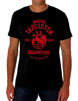 Camiseta juego de tronos  Game of thrones t shirt house of targaryen tv series