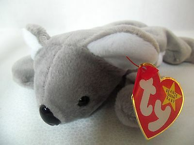 TY Beanie Babies Koala Bear ** MEL ** 5th Generation New w/ Tag