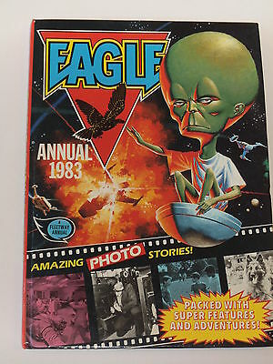 EAGLE ANNUAL (1983) Great Condition
