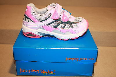 GIRLS JUMPING JACKS SPORT SANDALS ISABELLA STYLE SEE LISTING FOR SIZES 335