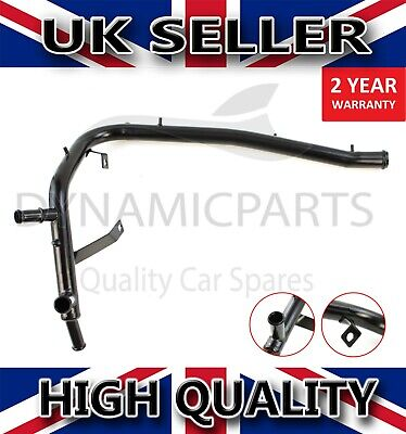 New Vw Transporter T4 2.4 2.5 (95-03) Metal Water Coolant Pipe Tube  074121065Ae