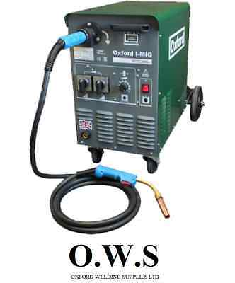 Oxford MIG Welder I-MIG Single Phase - **330-1, 360-1, 410-1** Machine