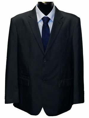 """Voeut Formal Single Breasted Tonic Blue Suit Jacket(Alben) In Chest 36-64"""",s/r"""