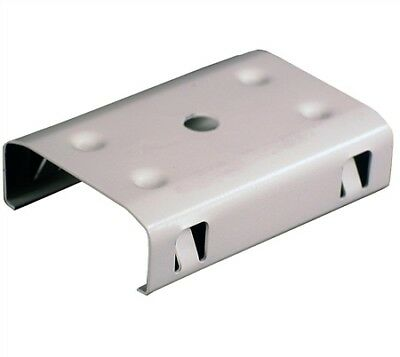 WIREMOLD V2003 Supporting Clip, Steel, Ivory, 2000 Series