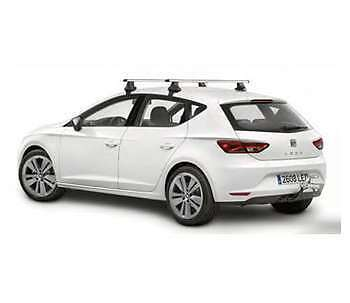 Seat Leon 5DR Roof Bars / Rack 2013 Onwards - 5F0071100