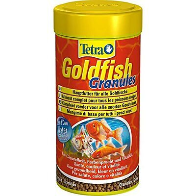 Tetra Goldfish Granules * Granules for all goldfish 100 ml,250 ml ,500 ml