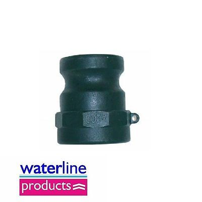Male x Female Thread Type A PP Camlock Coupler/Cam&Grove Coupling