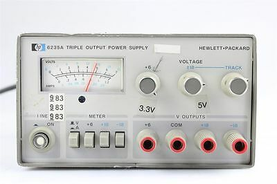 HP 6235A Triple Output DC Power Supply ( OPT: 028 )