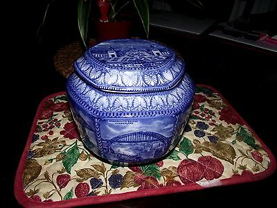 Maling Blue Ware 1929 Exhibition