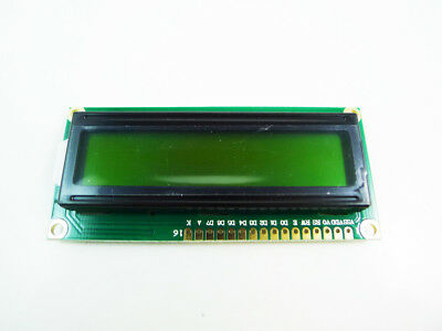 Yellow screen LCD backlight display 1602 1602A module DC 5v for arduino GEREE