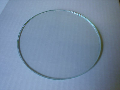 Replacement Clock Glass ***** One Piece Of 1 Mm Flat Clock Glass 135 Mm *****