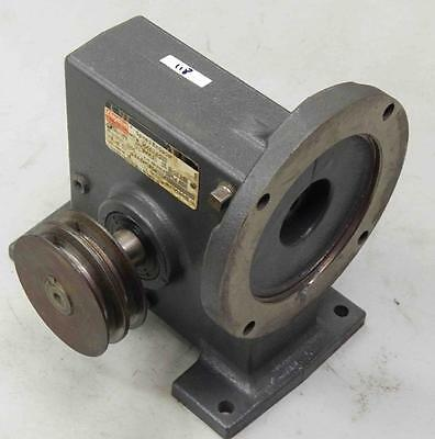 """Dayton  Speed Reducer Gear Drive  Ratio 20:1  2Z153C  Shaft:  5/8"""" In  1"""" Out"""