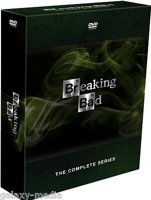 Breaking Bad The Complete Series Season 1-6 Final (DVD 2014  21-Disc) Boxset
