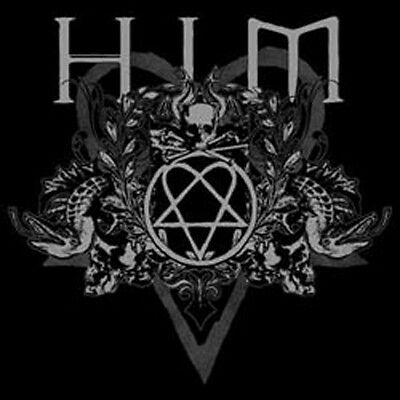 HIM - Heart Crest Logo Sticker