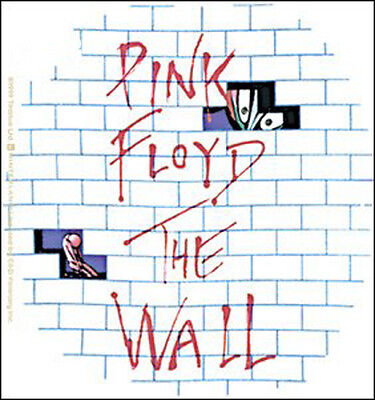 Pink Floyd - The Wall Album Cover Sticker