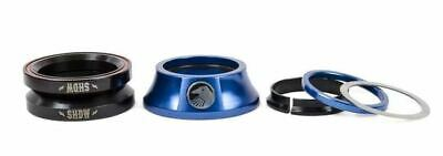 The Shadow Conspiracy Stacked Integrated Headset - BMX - Perma Blue