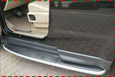 Genuin Style Black Aluminum Side Steps/Running Board For Range Rover Sport 05-13