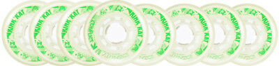 RINK RAT Wheels 80mm /76mm HILO 76a IDENTITY CONFLICT green Inline Indoor Hockey