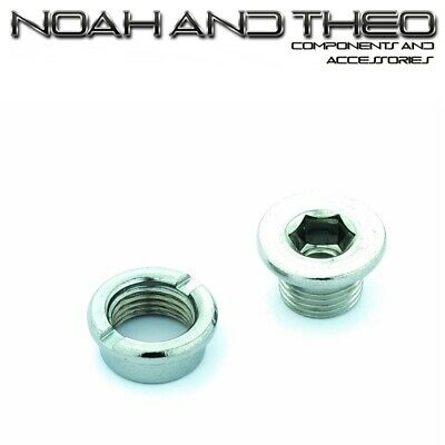 Rear Mech Gear Derailleur Hanger Frame Dropout Drop out Bracket Nut Bolt Set