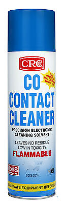 CRC CO Electrical Circuit Contact Cleaner 150g Aerosol