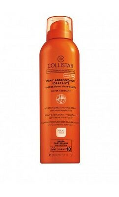 Collistar - Spray Abbronzante Idratante Spf 10 - Spray Solare