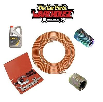 Build your own Brake Pipe Kit You Choose your Pieces *SAVE ON DIY BRAKE PIPING*