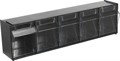 Sealey Stackable Cabinet Box 5 Bins