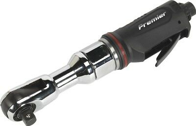 """Sealey Air Ratchet Wrench 1/2""""Sq Drive Premier"""