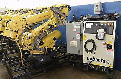 Fanuc Robot R-2000iA 200EW with Rj3iB Controller - TESTED – Clean - Complete