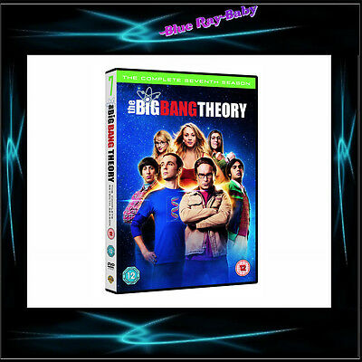 The Big Bang Theory - Complete Series Season 7 *** Brand New Dvd***