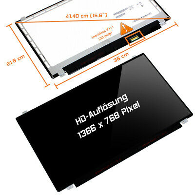 "15,6"" LED Display (glossy) Lenovo IdeaPad G50-70 G50-70M Z50-70 Z50-75"