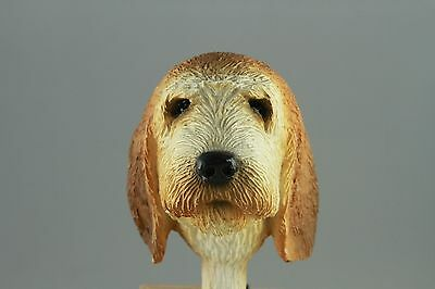 Basset Griffon   Interchangeable  Head  (See All Breeds , Bodies @ Ebay Store)