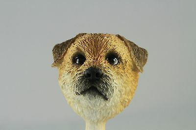 Border Terrier  Interchangeable Head  (See All Breeds , Bodies @ Ebay Store)