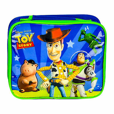 Childrens 100% Official Disney's Toy Story  Insulated Lunch Bag Brand New
