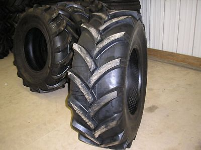 New 16.9-24 R-1 Tractor Tire 10 Ply