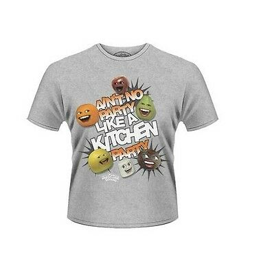 Annoying Orange Ain't No Party T-shirt NEW OFFICIAL size XL