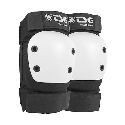 TSG Roller Derby 2.0 Elbowpads from EVA Impact Material - Black - Pair